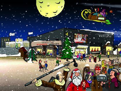 LIVE-Interview mit dem Weihnachtsmann