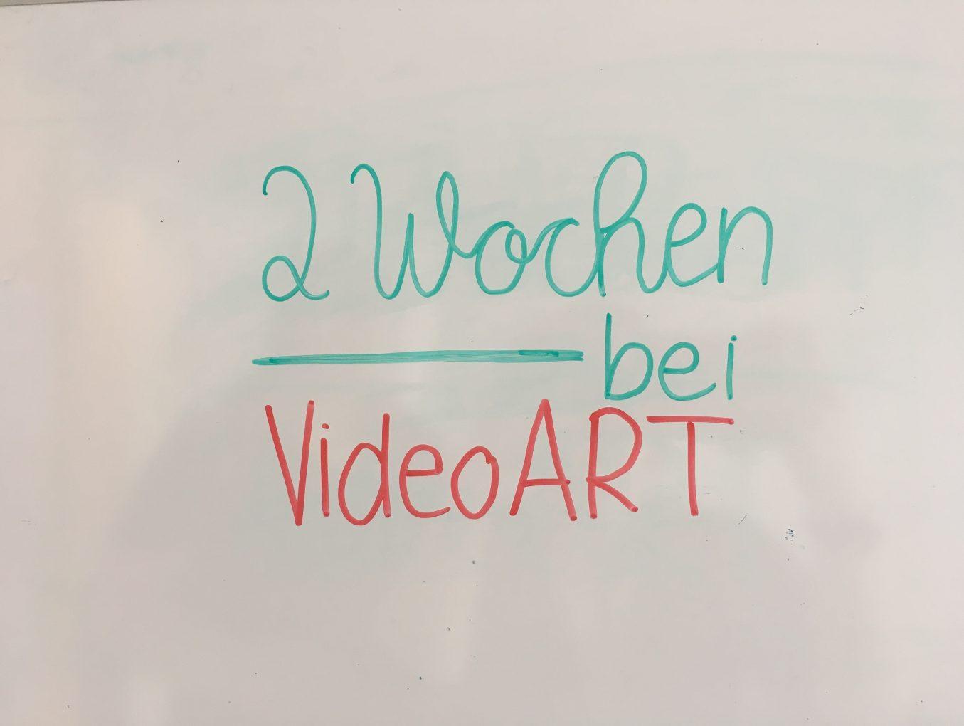 Praktikum bei VideoART