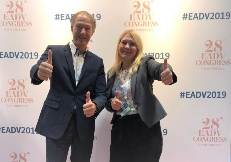 ¡Hola Madrid! Logi-Vent und VideoART beim EADV-Kongress