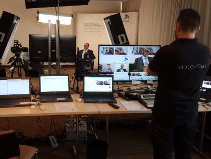 Digitale Konferenzen und Online-Seminare – Eventmanagement in Zeiten von Corona