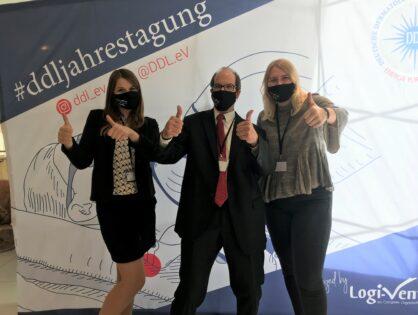 DDL-Jahrestagung - virtuelle Kongresse können wir!