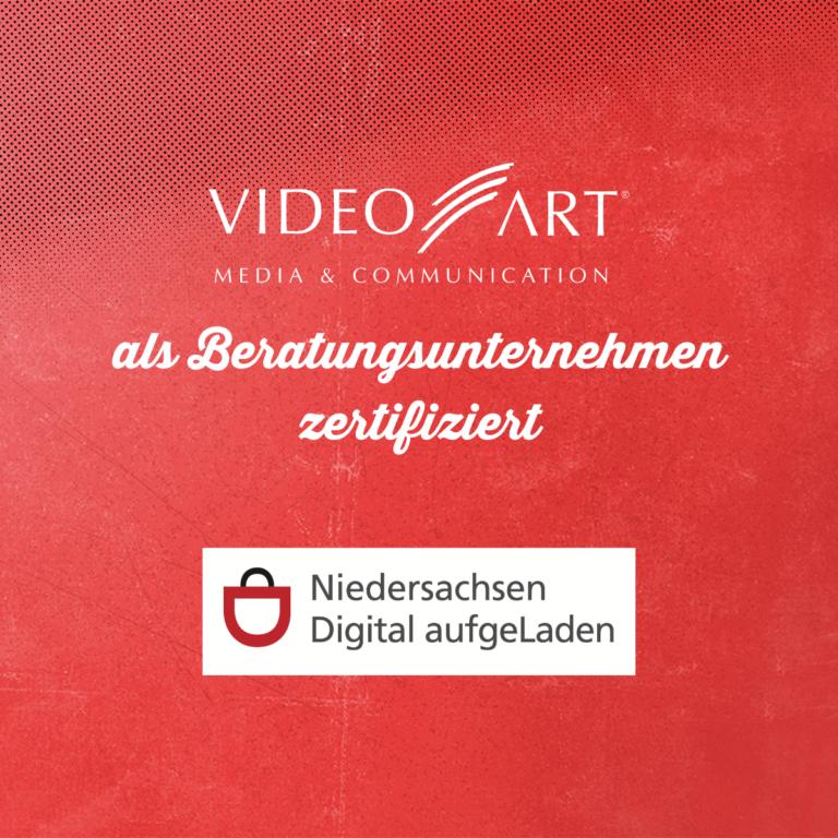 Digital aufgeLaden - Beratung jetzt bei VideoART